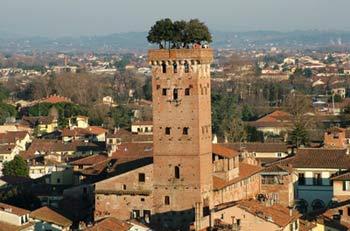 Lucca-Tuscany-Italy