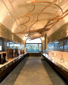 Vinci Museum Tuscany Italy