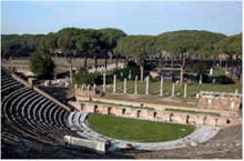 Ostia Antica excursion from Rome Italy