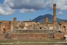 Pompeii Ruins, Pompeii, Italy